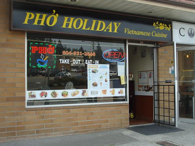 Pho Holiday