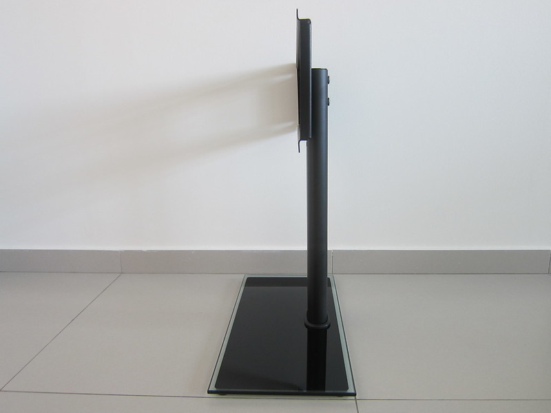 Universal TV Tabletop Stand - Side