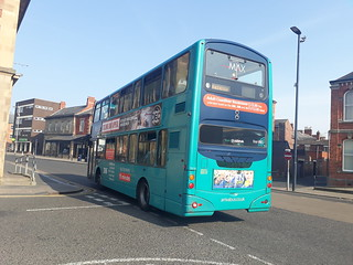 Arriva north east 7414