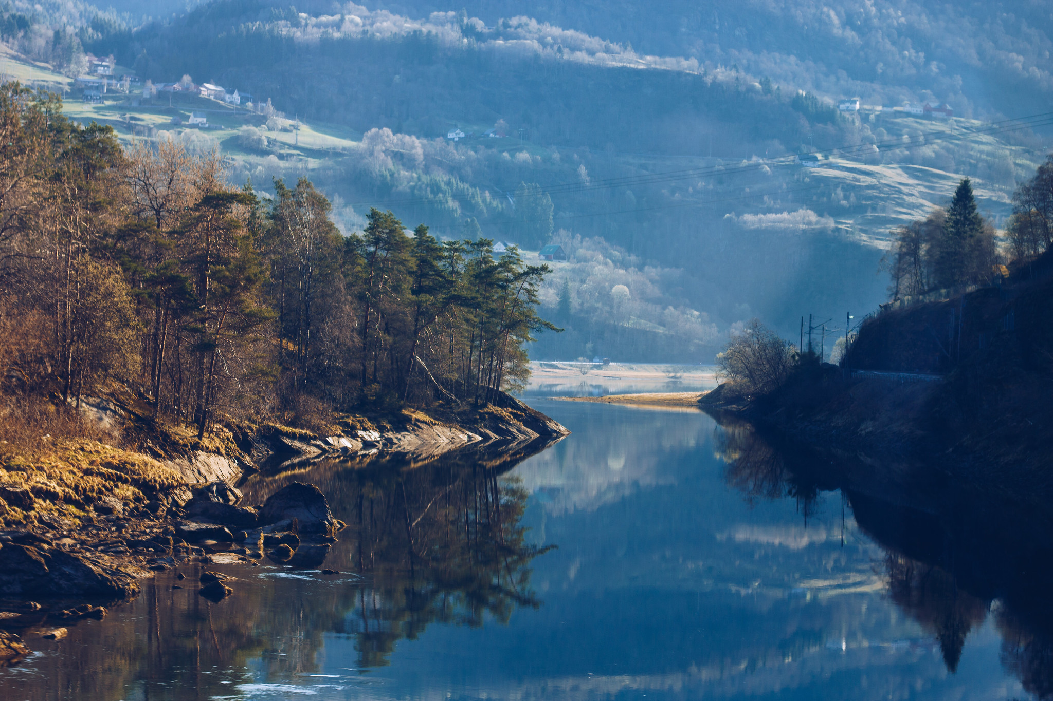 Norway in a nutshell - Bergen till Voss - reaktionista.se