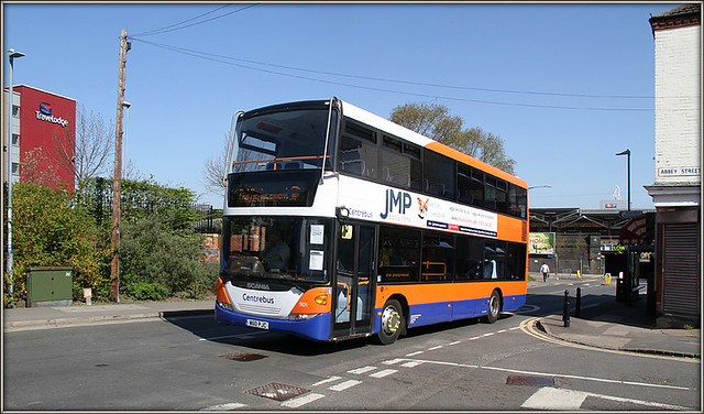 Centrebus 901, Rugby