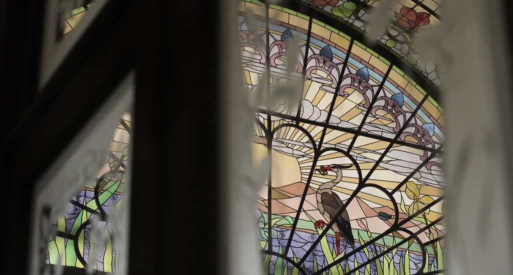 Art Nouveau: Wintertuin Ursulinen (België) | Mooistestedentrips.nl