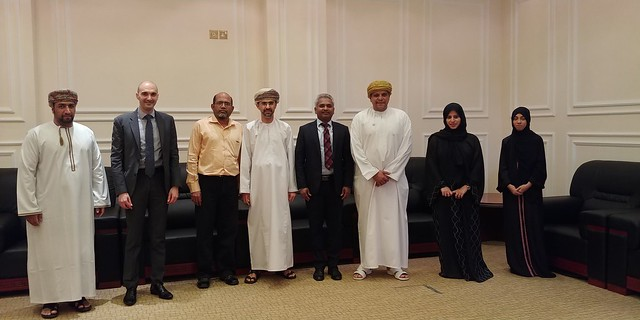Global Forum launches an Induction Programme for Oman for implementation of the international tax transparency standards
