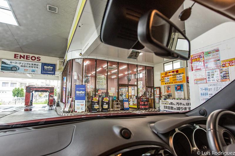 Gasolinera en Naha