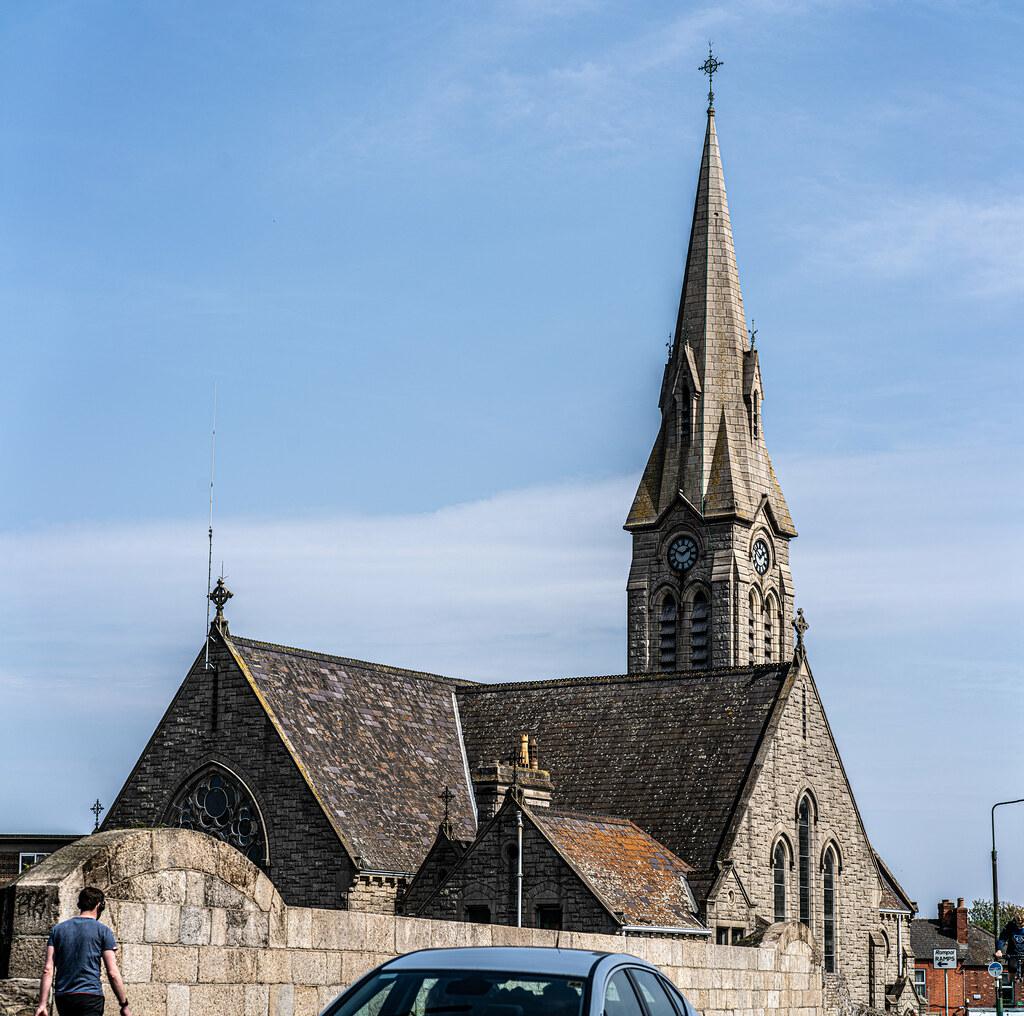 ST. PATRICK'S CHURCH THORNCASTLE STREET 003