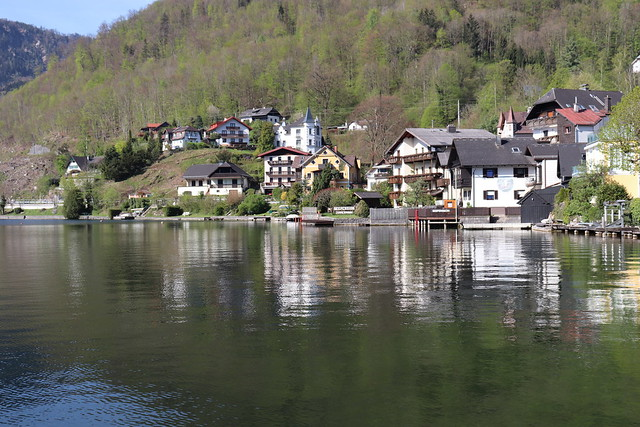 Región lagos - Salzkammergut