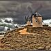 Gigantes en el Cerro Calderico (Consuegra, Toledo)