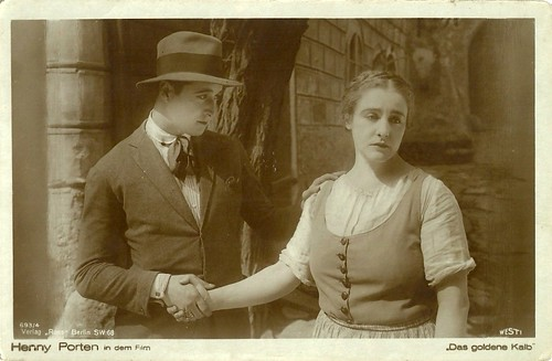 Henny Porten in Das goldene Kalb (1924)