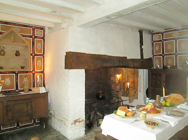 Another Room, Shakespeare's House, Stratford-upon-Avon