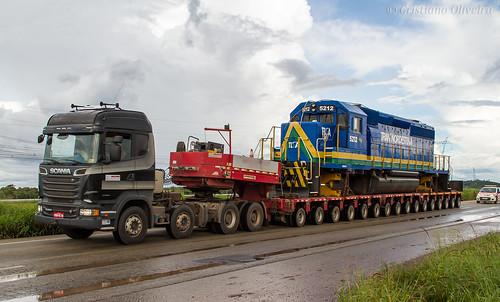 FTL - Ferrovia Transnordestina Logística.