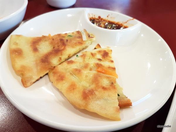 Pancake banchan