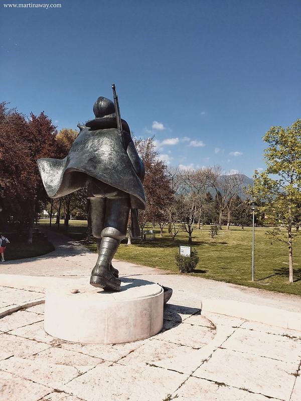 Parco Ragazzi del '99, Bassano del Grappa