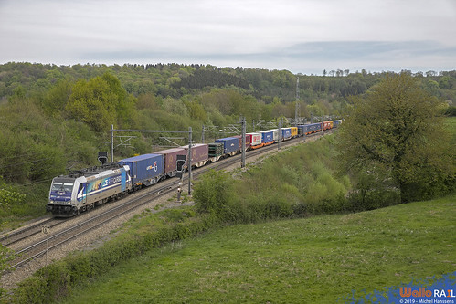186 297 . RTB Cargo . E 42540 . Gemmenich . 23.04.19.