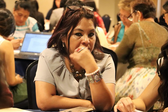 Encuentros con grupos de mujeres-Política Nacional de Diálogo