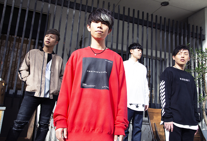 AIRFLIP『Friends In My Journey』作品中,「Because Of You」MV公開! 將於今日(4/17) 21點開始的FM802節目,Satoshi(Gt/Vo)及Ryan Key(ex-YELLOWCARD)將進行現場演出!