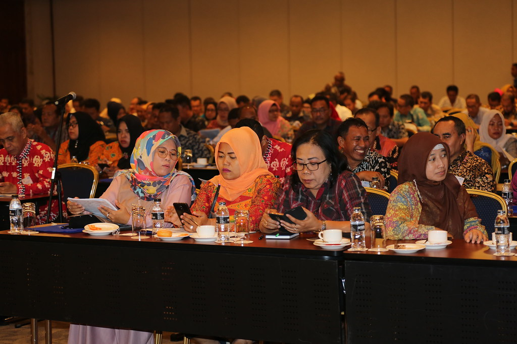 Suasana Technical Meeting #AOE19