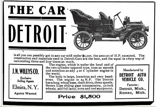 1907 Detroit
