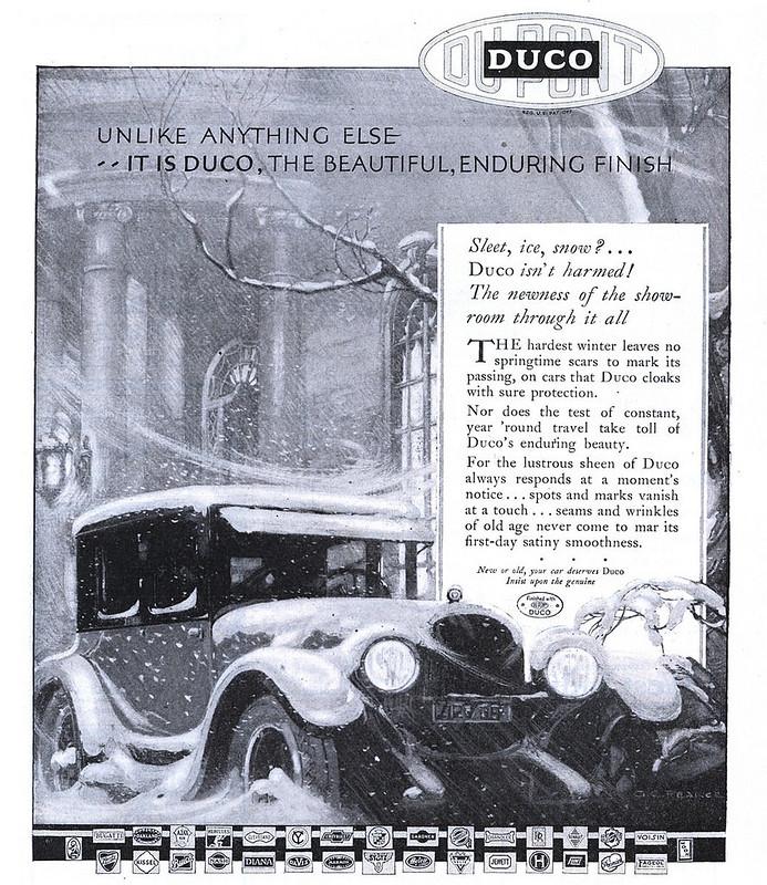 Du Pont Duco 1925