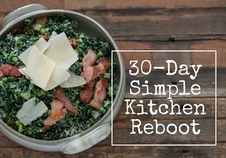 30-Day Simple Kitchen Reboot