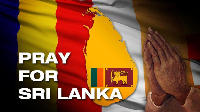 Puja untuk Korban Bom Sri Lanka
