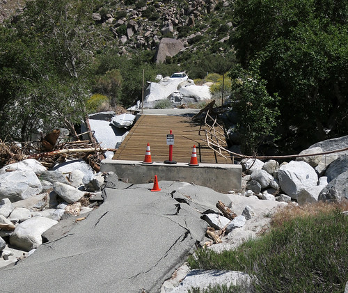 Flood Damage at Snow Creek (5069)