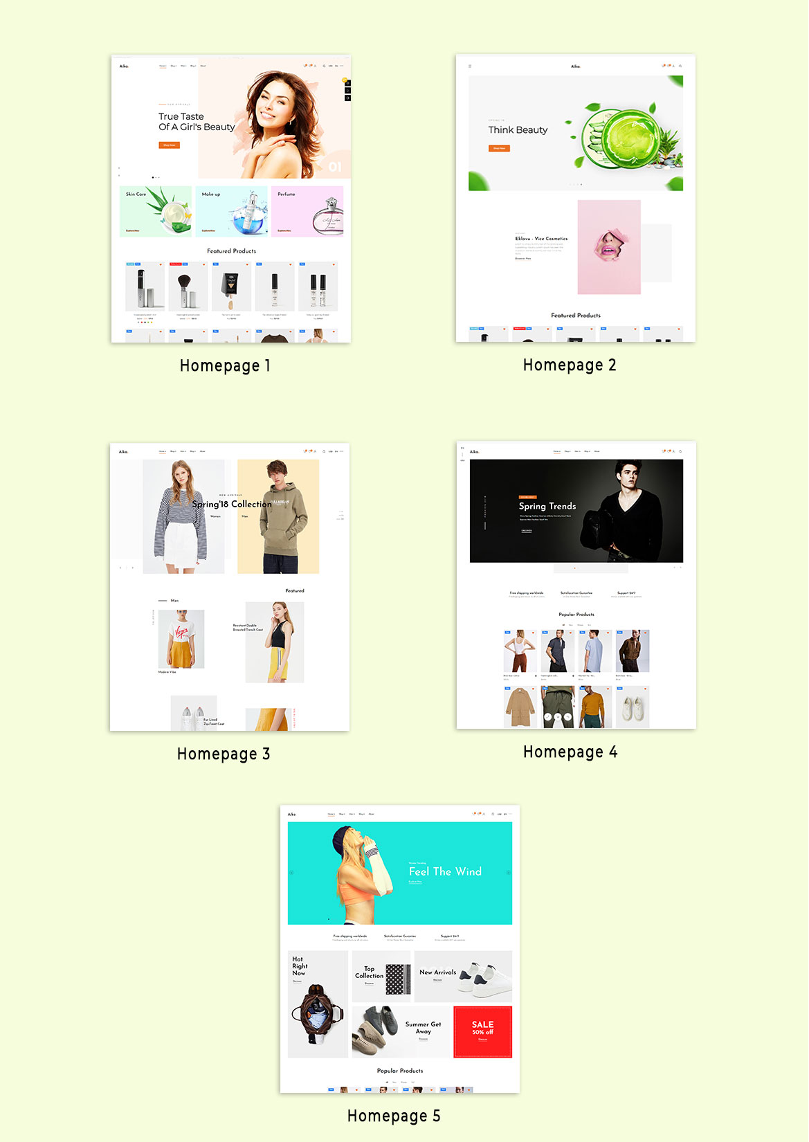 2.multi-homepages-leo-aika-multipurpose-prestashop-theme-fashion-beauty