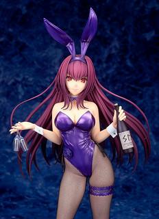 迦勒底販賣部開張!ALTER《Fate/Grand Order》斯卡哈 刺穿兔女郎Ver.(スカサハ 刺し穿つバニーVer.)1/7比例模型