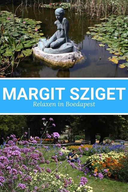 Margit Sziget: relaxen in Boedapest | Mooistestedentrips.nl