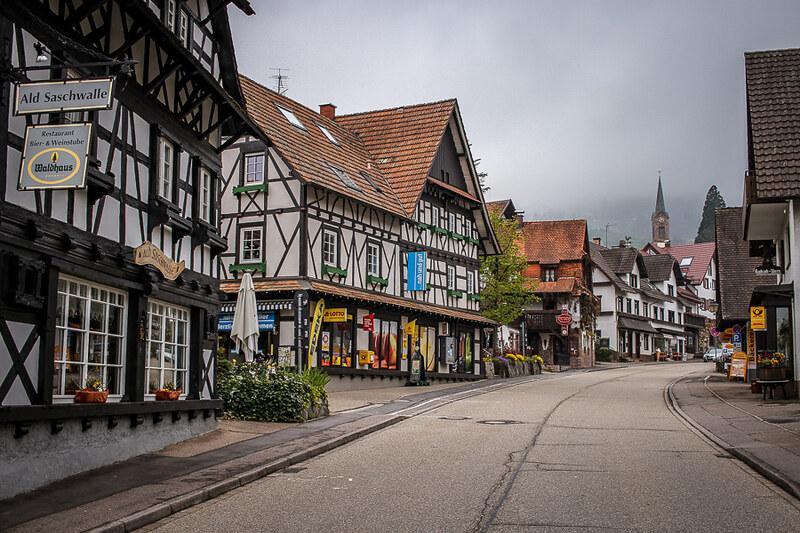 calles de Sasbachwalden