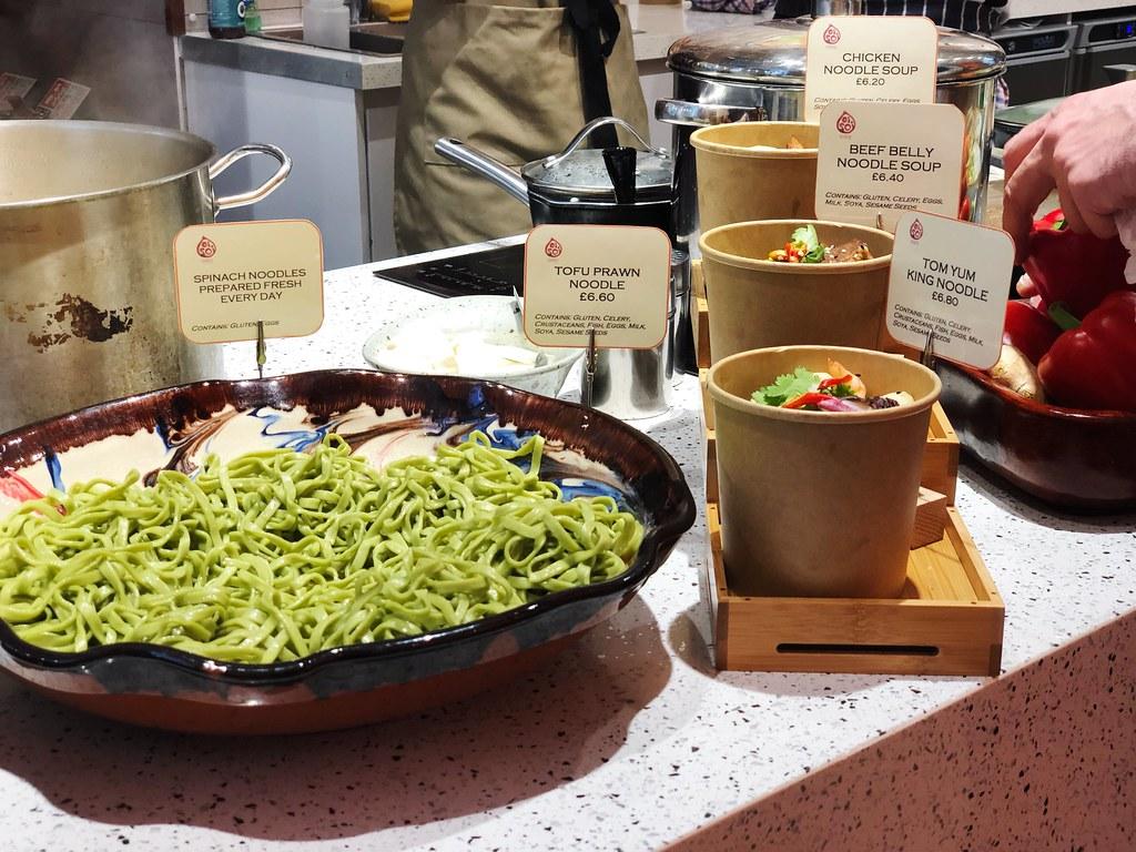 Oisoi Market noodles