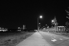 Night walk with Ricoh GR III
