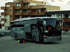 Setra S516HD Autocars Borini DG-619-RR Val Thorens (73 Savoie) 30-03-19a