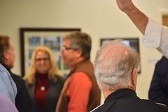 TPC River Highlands Gathering In Honor Of Don Knapp
