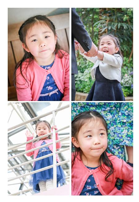 新小学校一年生の女の子