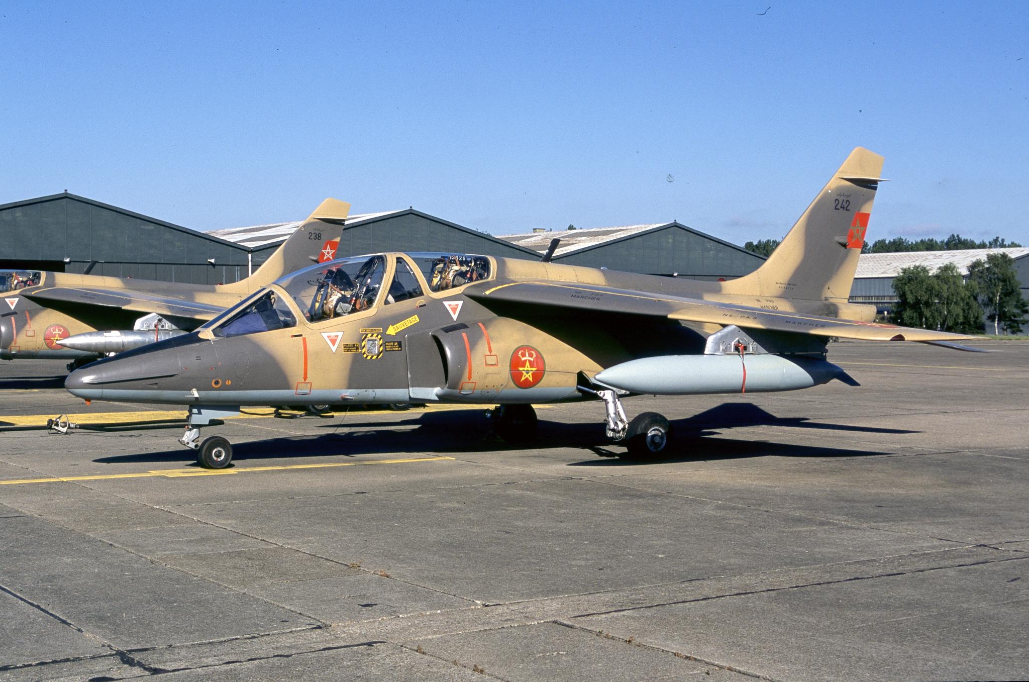 FRA: Photos avions d'entrainement et anti insurrection - Page 9 33809142468_d515683f54_o