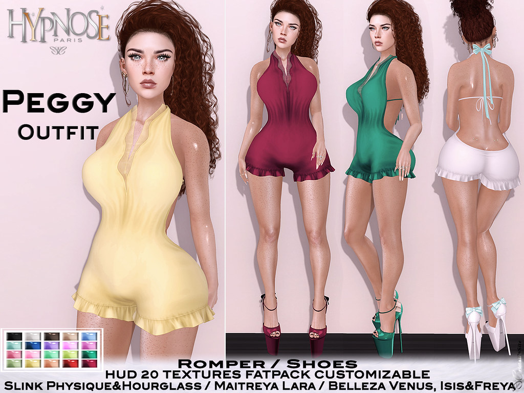 HYPNOSE – PEGGY OUTFIT