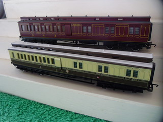 3rd Brake end corridor clerestory (Models), Midland Railway & GWR
