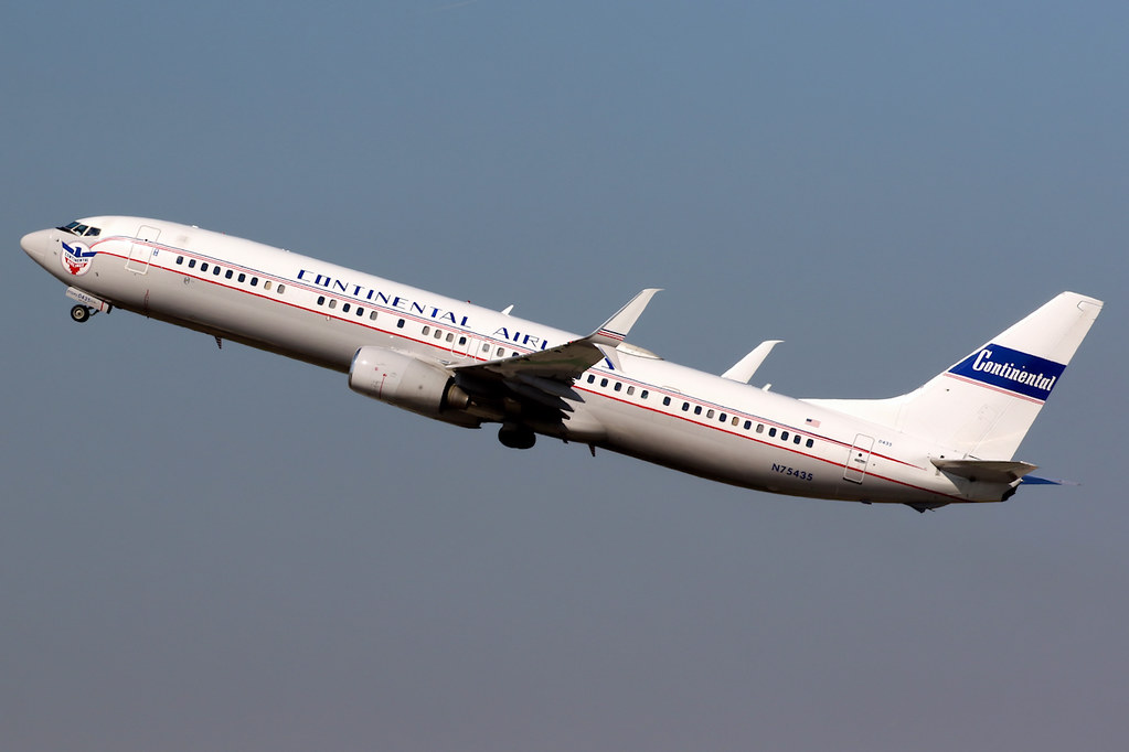 United Airlines | Boeing 737-900ER | N75435 | Continental … | Flickr