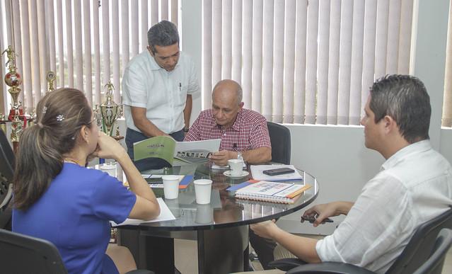 Reunión de Fortalecimiento Institucional con Cámara de Comercio de Neiva