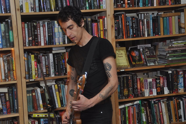 Impulso at Black Squirrel Books