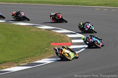 Ducati Performance TriOptions Cup Silverstone 2019
