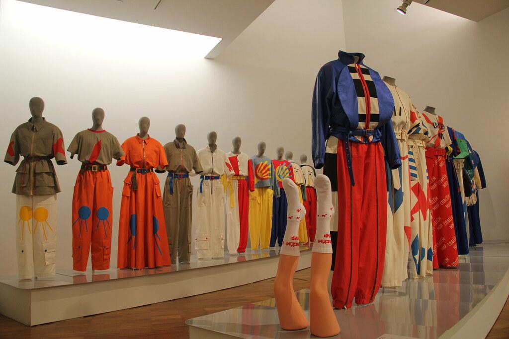 Soviet-era fashion, KUMU Art Museum, Tallinn