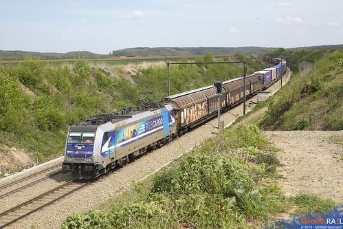 186 297 . RTB Cargo . E 42540 . Berneau . 24.04.19.