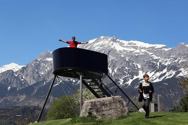 Mundos de Cristal de Swarovsky Innsbruck