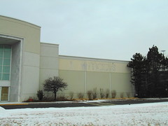 Abandoned Macy's (Berkshire Mall, Lanesborough, Massachusetts)
