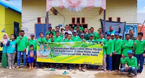 Masyarakat Mitra Polhut SM Kuala Lupak sebagai Media Komunikasi Produktif (03)