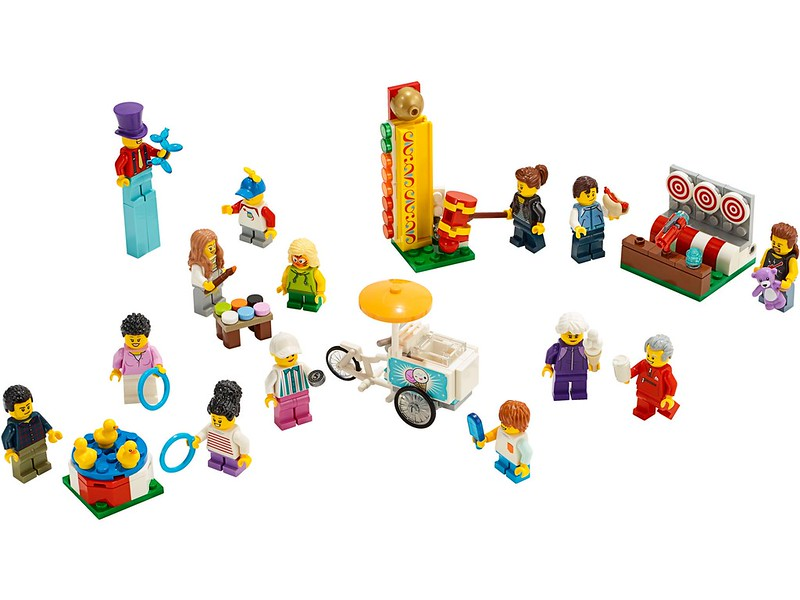 People Pack – Fairground (60234)