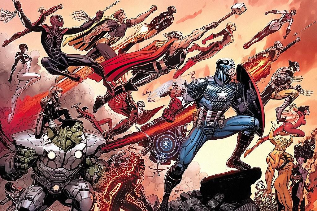 《復仇者聯盟4:終局之戰》彩蛋 & 劇情與漫畫原作 80個對比分析!終極完整版