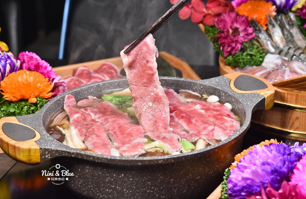 鍠樂極上和牛海鮮鍋物 菜單menu  台中吃到飽41