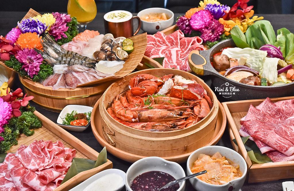 鍠樂極上和牛海鮮鍋物 菜單menu  台中吃到飽31